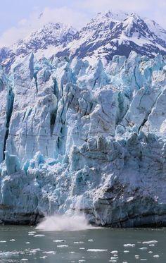 Glacier Bay National Park near Juneau, Alaska