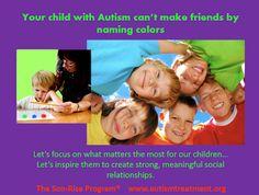 Vencer Autismo: Vamos focar-nos no que mais importante: na constru...