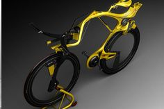 An Electric Bicycle Like None You've Seen Before - EVWORLD.COM