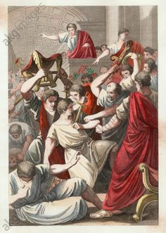 Tiberius Gracchus death