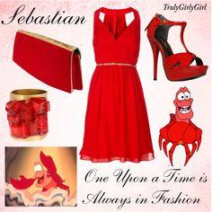 Disney Style: The Little Mermaid Disney Prom, Disney Dress Up, Cute Disney, Mermaid Disney, Disney Princess Fashion, Disney Inspired Fashion, Disney Style, Disney Fashion, Disney Themed Outfits