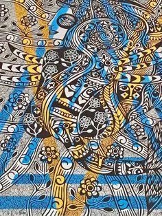 <em>Synopsis of an Urban Memoir</em>: An Homage to Brazilian Street Art Continues at Andrew Freedman Home through April 14