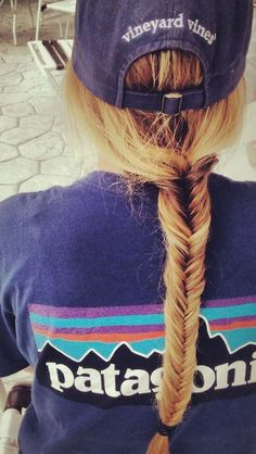 Can my hair just be this log already?