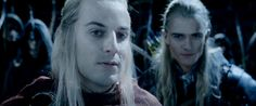 "When he gave zero fucks about the fourth wall and gave the camera this smoldering gaze and the camera almost couldn't handle it. | 13 Times Background Legolas Was The Most Important Part Of ""The Lord Of The Rings"" Movies"