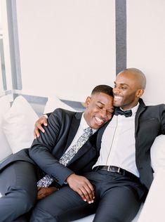 Ebony gay dome