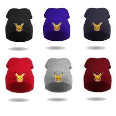 Hot Sale Winter Hats for women Men Knit Wool Hat Lovely Picardy Cartoon Beanie Warm Hat Casual Hip Hop Cap Beanies Gorros Hombre