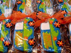 Scooby Doo Mystery Vans -- Cookies Gone Glam