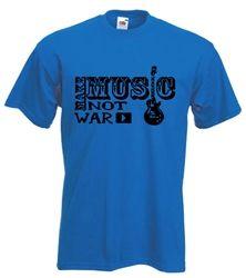 Make Music, Not War!