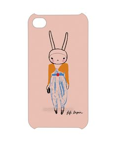 Fifi Lapin iphone case! I want it know… or for christmas?! <3