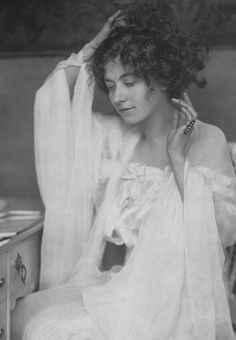 Maude Fealy by Campbell Studios, 1910's