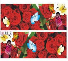 1 Sets Beauty Popular Hots New Nail Art Stickers MultiColor Self Adhesive Manicure Tools Pattern Type 1612 * Check out the image by visiting the link. Gerbera, Transfer Foil, Water Transfer, Nailart, Popular Nail Art, 3d Painting, New Nail Art, Manicure Tools, Elegant Flowers