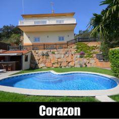 Ferienhaus Corazon in Lloret De Mar
