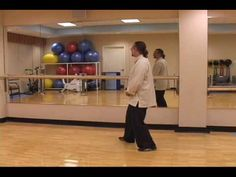 Tai Chi Walking Exercise