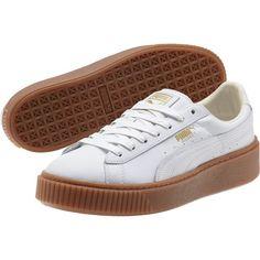 9296808c5a0 Image 1 of Basket Platform Core Women s Sneakers
