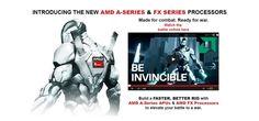 AMD lanza procesadores APUs Elite Serie A 2013 para PCs de escritorio y gamers » Tecnews.pe