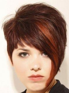 Asymetrical Short Hairstyles, asymmetrical hair, asymmetrical haircuts…