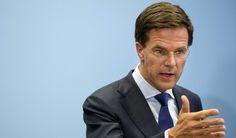 """Mark Rutte: Überlegt Flagge zeigen - Wir werden nicht eher ruhen, bis die Sache von Grund auf geklärt ist."""" Der niederländische Ministerpräsident Mark Rutte fand nach dem Absturz – und wahrscheinlichen Abschuss – der malaysischen Boeing 777 über der Ostukraine deutliche Worte. Mehr zur Person: http://www.nachrichten.at/nachrichten/meinung/menschen/Mark-Rutte-Ueberlegt-Flagge-zeigen;art111731,1447200 (Bild: APA)"""