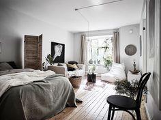 Un studio dans un immeuble ancien - PLANETE DECO a homes world