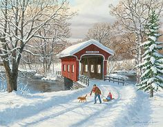 persis weirs art | weirs $ 3200 00 winter morning covered bridge weirs $ 1295 00 winter ...