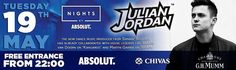 Illuzion #Phuket Presents Julian Jordan! #Thailand #Nightlife