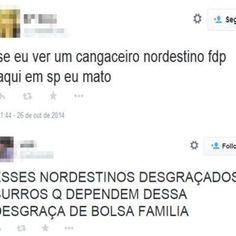 Nordestinos são hostilizados após vitória de Dilma Rousseff