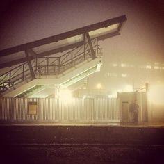 East Croydon Train Station Croydon, South London, Train Station, Surrey, Stairs, Loft, Friends, Design, Home Decor