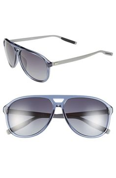 6a3fbb2275 Dior Homme 60mm Sunglasses