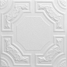 "Decorative Styrofoam Ceiling Tiles Topkapi Palace  Styrofoam Ceiling Tile  20""x20""  #r32C  Diy"