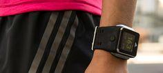 Montre GPS course à pieds #adidas #micocach #smartrun #montre #sport #running #fitness #GPS