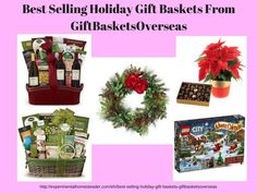#ad Best Selling Holiday Gift Baskets From GiftBasketsOverseas - Lifestyle + Prepping - Experimental Homesteader…