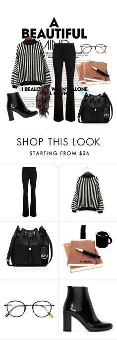 """""""Comfy Uni Outfit"""" by demy19-l on Polyvore featuring Frame Denim, MICHAEL Michael Kors, Frency & Mercury, Yves Saint Laurent, casual, comfy and universitylook"""