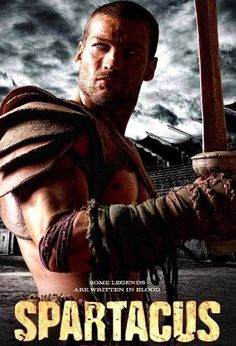 "Spartacus ""The Original"", gone and never forgotten. RIP Andy Whitfield."