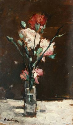 Carnations : Stefan Luchian : Home Decor, Art Print Suitable for Framing for sale online Art Prints For Sale, Fine Art Prints, Cabin Crafts, Famous Art, Art World, World Oil, Carnations, Art Day, Home Art
