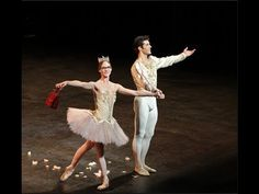 ROBERTO BOLLE and Alicia Amatriain 'Le Grand Pas de Deux'