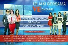 [Cintailah Produk-Produk Sulawesi Selatan]  1 lagi Stasiun TV berjaringan Muncul di Kota Makassar yakni VE' Channel VE Channel telah dapat dinikmati melalui jaringan TV kabel di berbagai kota di Sulawesi Selatan. Dan Keunggulan nya, VE Channel telah menjadi televisi nasional versi Sulawesi Selatan