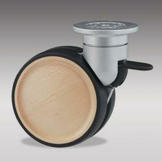 Furniture Legs With Casters zerocaster zc070 updates the classic furniture caster | casters