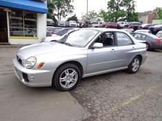 Check out this 2002 Subaru Impreza 2.5RS Only 134k miles. Guaranteed Credit Approval or the vehicle is free!!! Call us: (203) 730-9296 for an EZ Approval.$6,495.00.