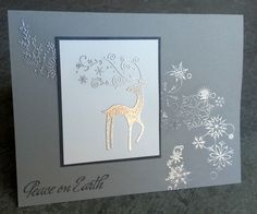 April Christmas Cards Take 3 by Oddesigns - Cards and Paper Crafts at Splitcoaststampers