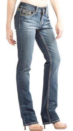 Isabel Blue Jeans.