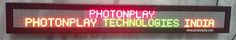 Photonplay's Network clocks are Ethernet based, ready to plug into your existing LAN network, anyone clock will act like a Master for all the led clocks installed, now all the other network clocks will act like a Client/slave and keep on seeking accurate time from the Master Clock in a continues manner.  Visit :- http://www.photonplay.com/network-clock.html
