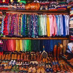"""""""When your boss makes you organize his closet... @KJP"""""""