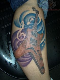 1000 images about guitar tattoos on pinterest guitar tattoo guitar and dean guitars. Black Bedroom Furniture Sets. Home Design Ideas