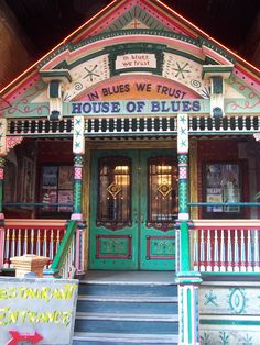 House of Blues | Decatur Street | New Orleans