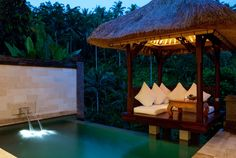 Deluxe Terrace Villa - Bale Over Pool  Viceroy, Stunning