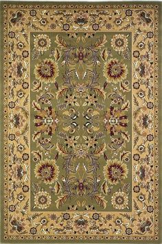 KAS Oriental Cambridge Kashan I Rugs | Rugs Direct