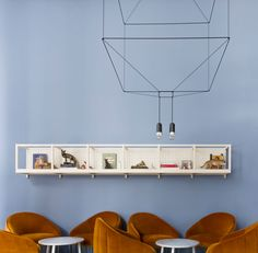 <p>Recently opened in East London, Leman Locke was designed by Grzywinski + Pons. This Scandinavian style 'aparthotel' presents 168 rooms, where every single detail has been thought of by