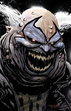 CLOWN from SPAWN by Ray Dillon