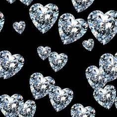 Sparkle and Shine Hearts!