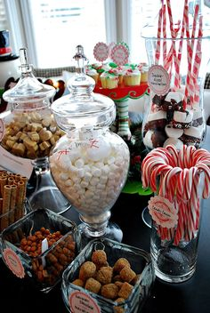 more ingredients hot chocolate bar