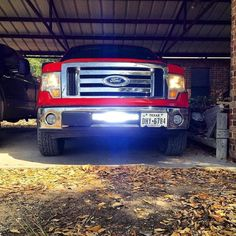 Auxbeam D  Inch Led Light Bar For Ford F  Auxbeamd